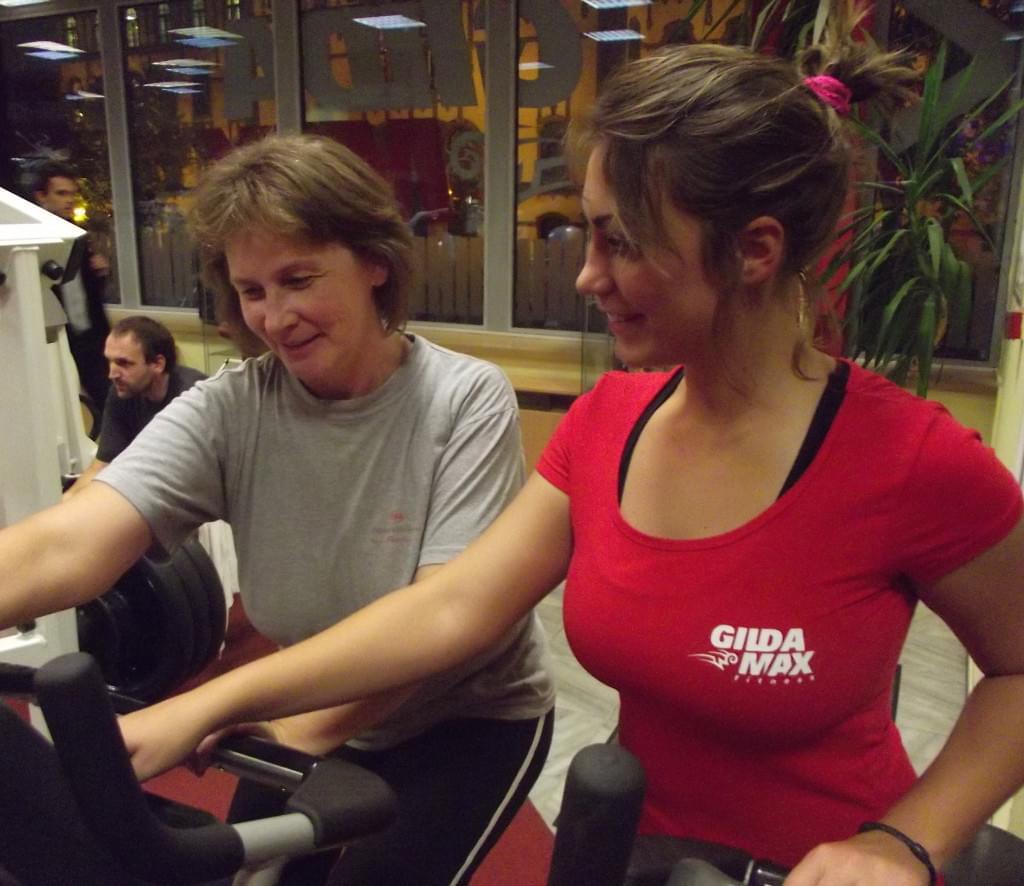 Gilda Max - személyi edzés