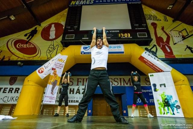 Aerobic In Sopron